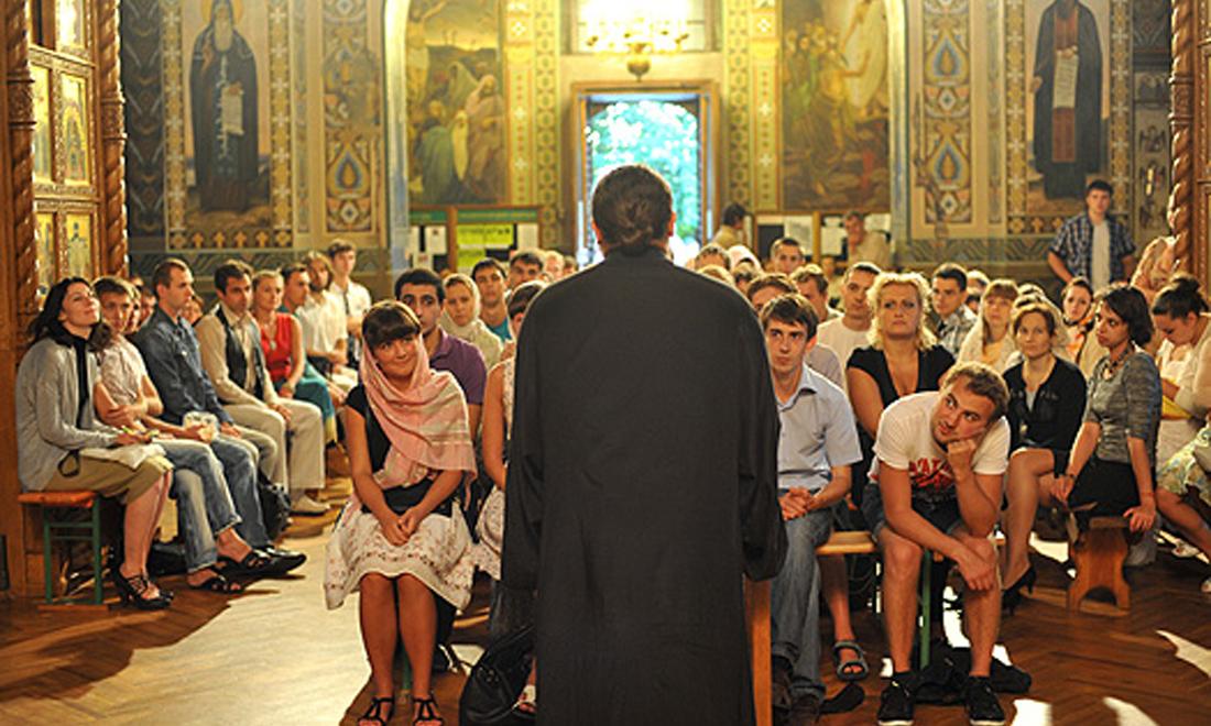 Религия и молодежь в современной россии